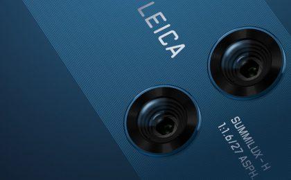 Huawei Mate 10 Pro: la fotocamera Leica Dual Camera