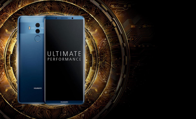 Huawei Mate 10 Pro memoria RAM e archiviazione