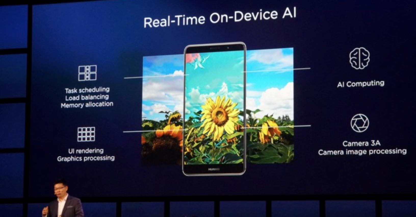 Huawei Mate 10 Pro memoria