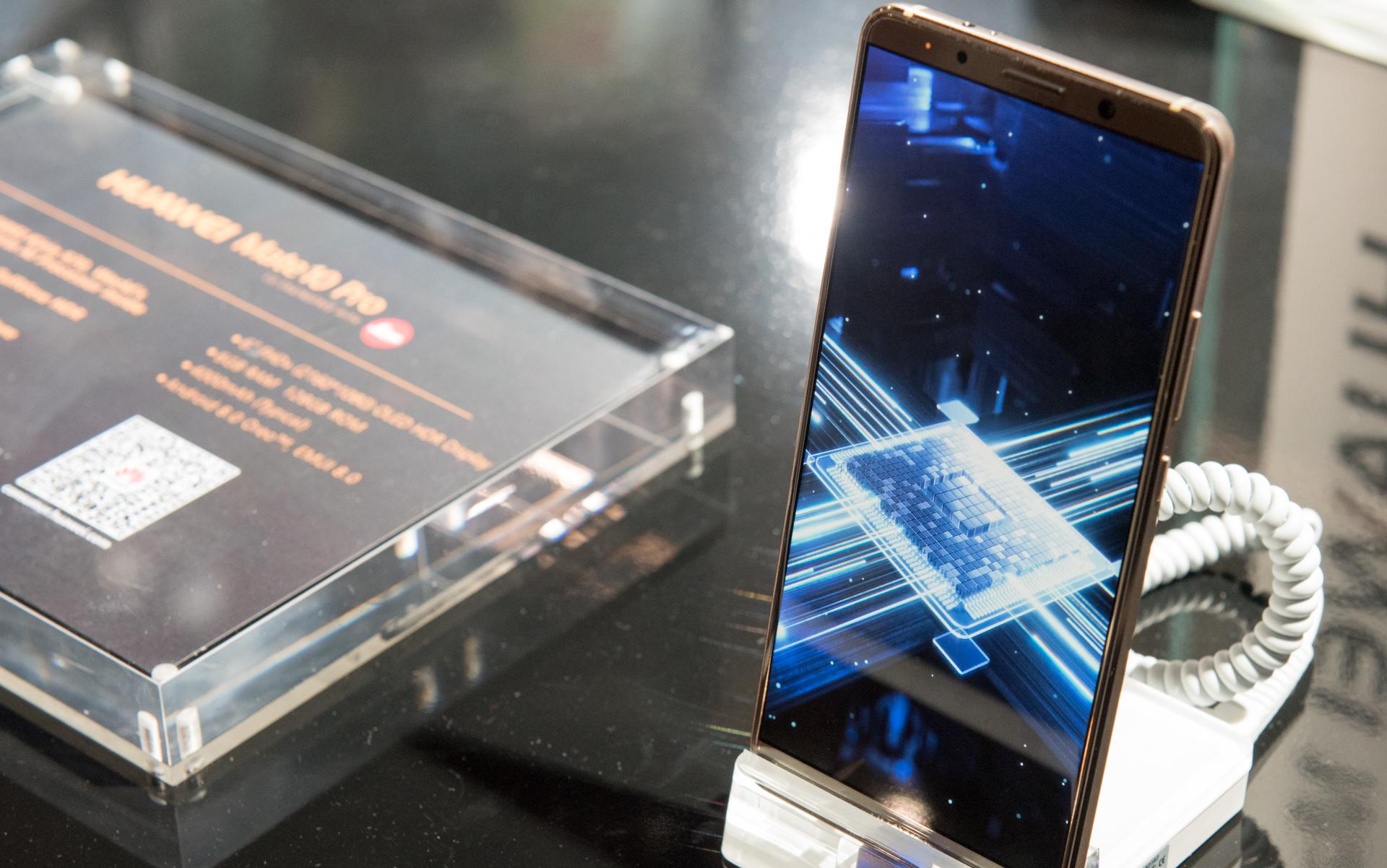 Huawei Mate 10 Pro prezzo ufficiale in Italia