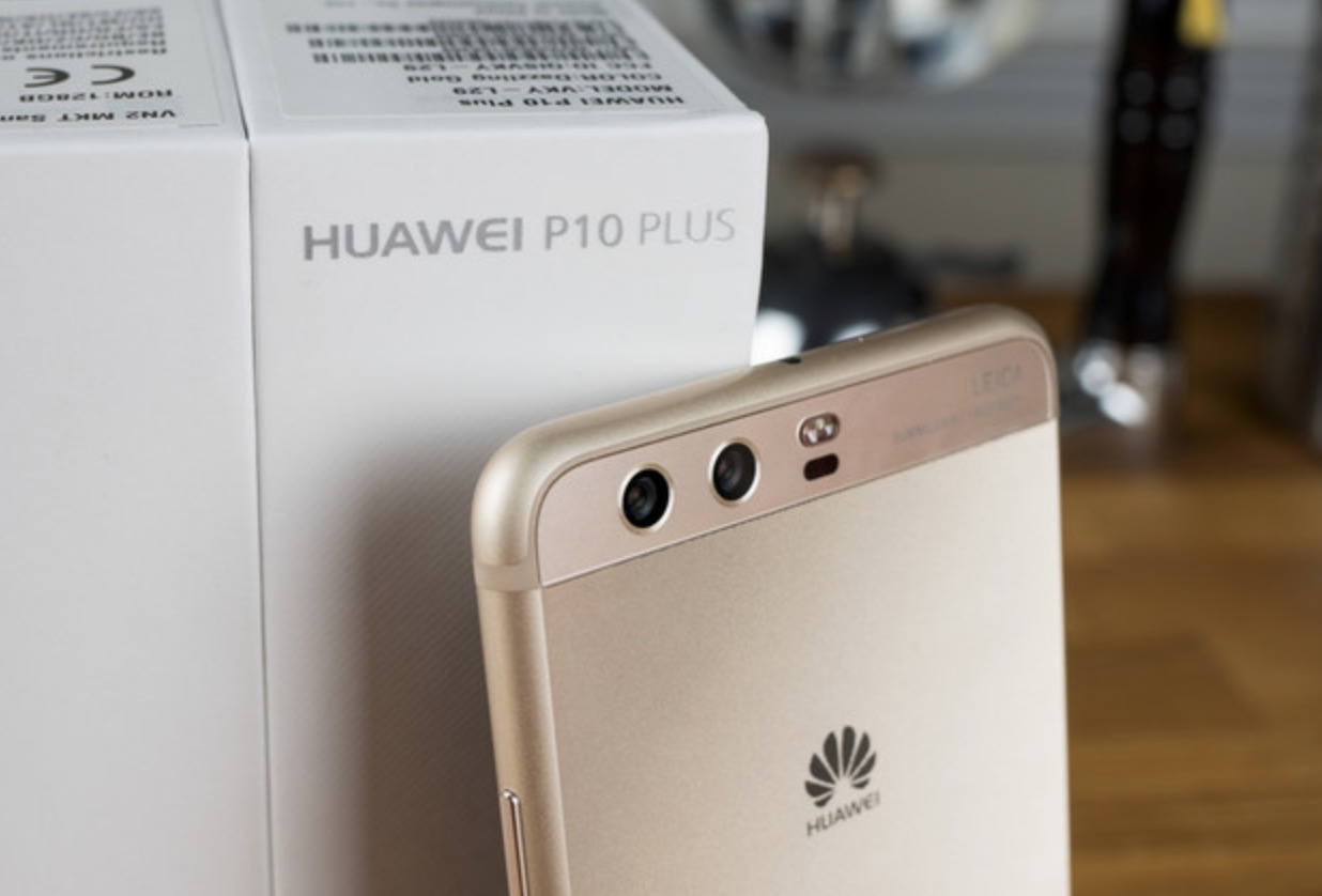 Huawei P10 Plus fotocamere posteriori
