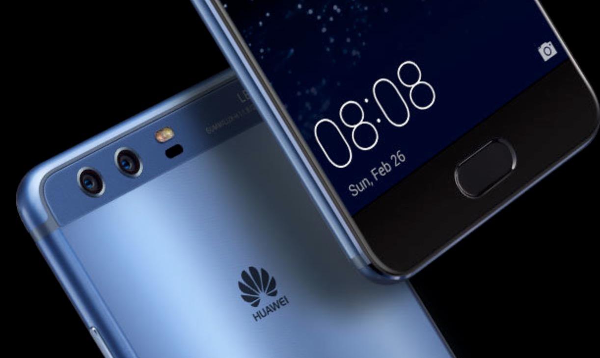 Huawei P10 Plus sistema operativo Android