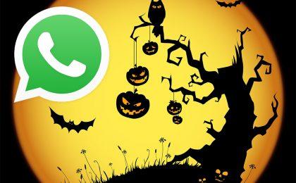 Halloween 2017: immagini per WhatsApp