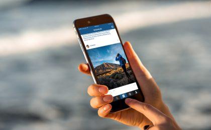 Instagram introduce i sondaggi nelle Instagram Stories