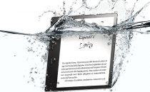 Kindle Oasis: in arrivo le-reader resistente allacqua