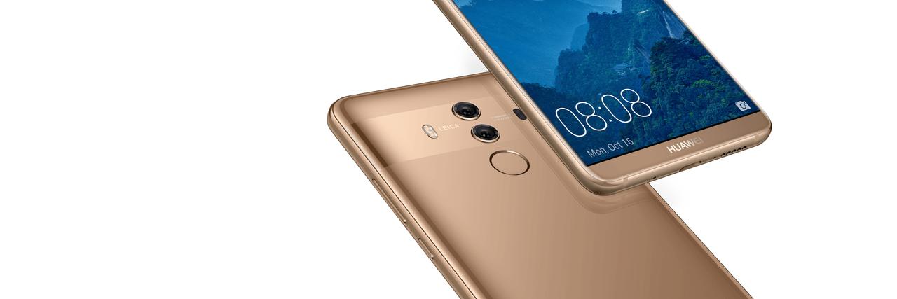 Huawei Mate 10 Pro e l'intelligenza artificiale