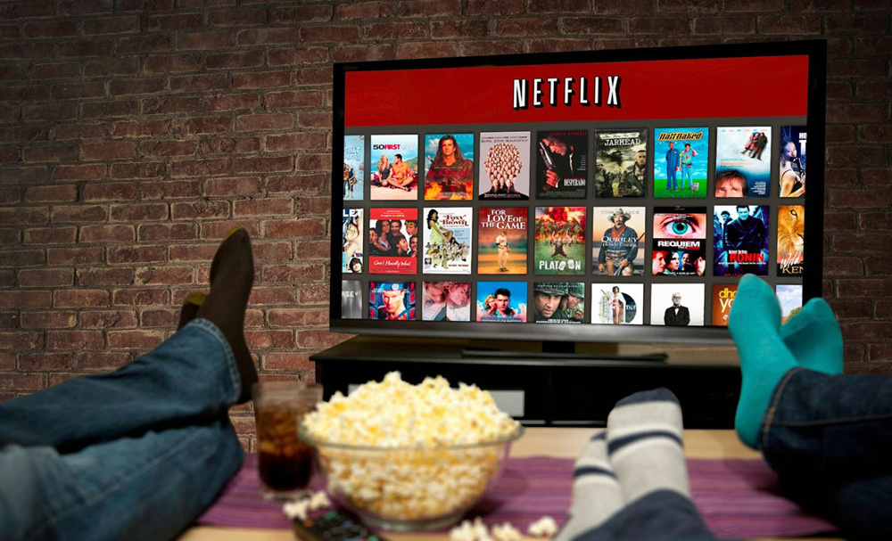 Netflix sulla TV