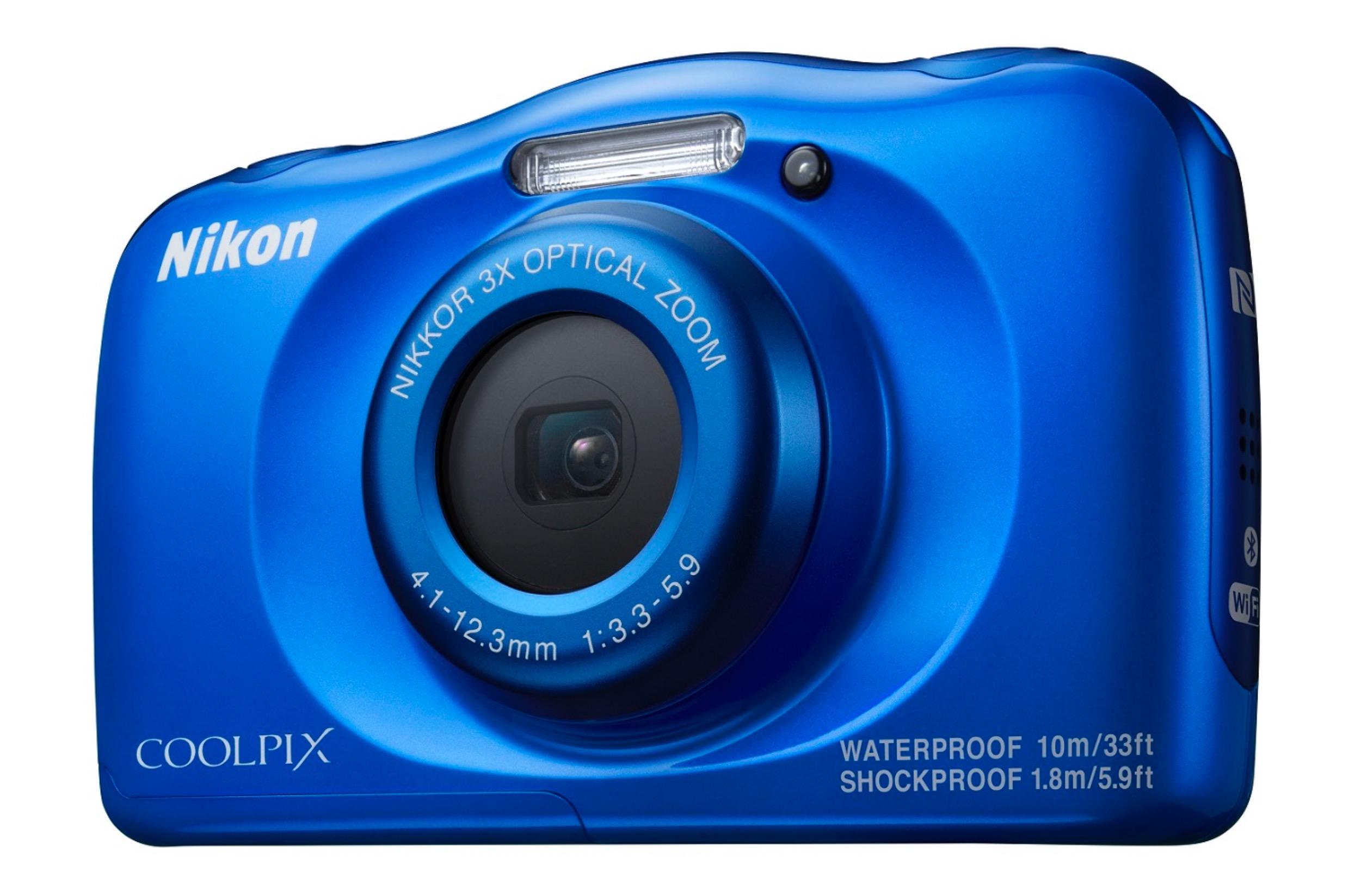 Nikon Coolpix W100 caratteristiche tecniche