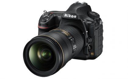Nikon D850, la nuova full-frame top di gamma