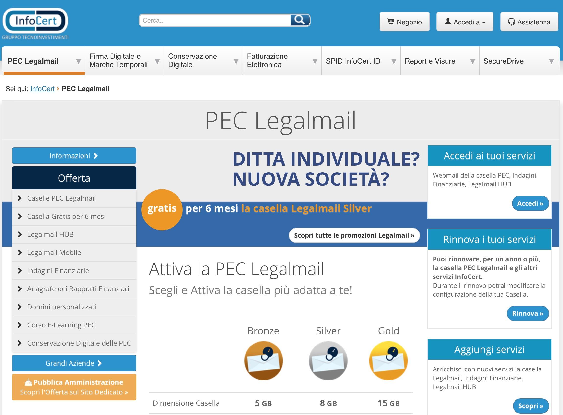 PEC Legalmail