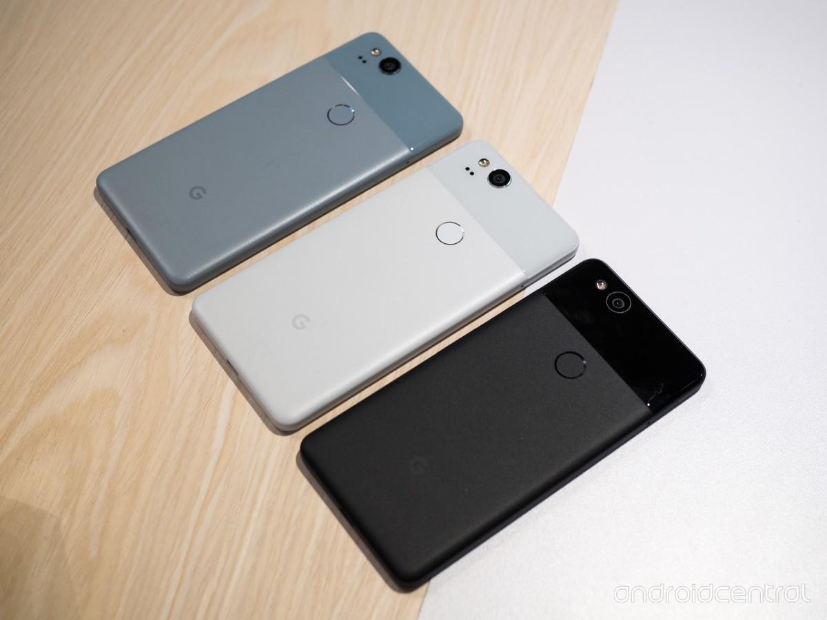 Pixel 2 colori