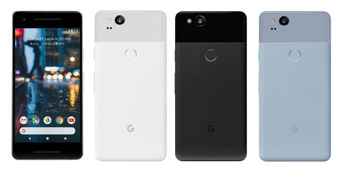 Google Pixel 2: prezzo, scheda tecnica e uscita ufficiali