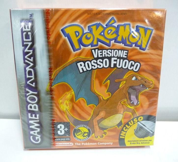 Trucchi Pokemon Rosso Fuoco e Verde Foglia per GBA e Android