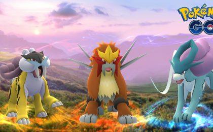 Pokemon Go: il leggendario Suicune disponibile in Italia