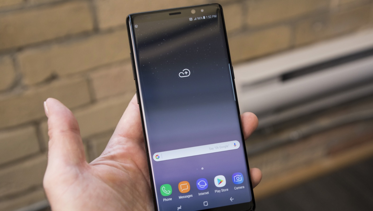 Samsung Galaxy Note 8 batteria