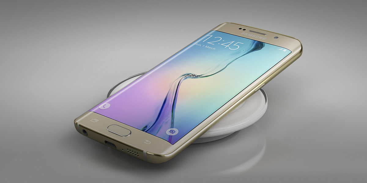 Smartphone Samsung Galaxy Edge