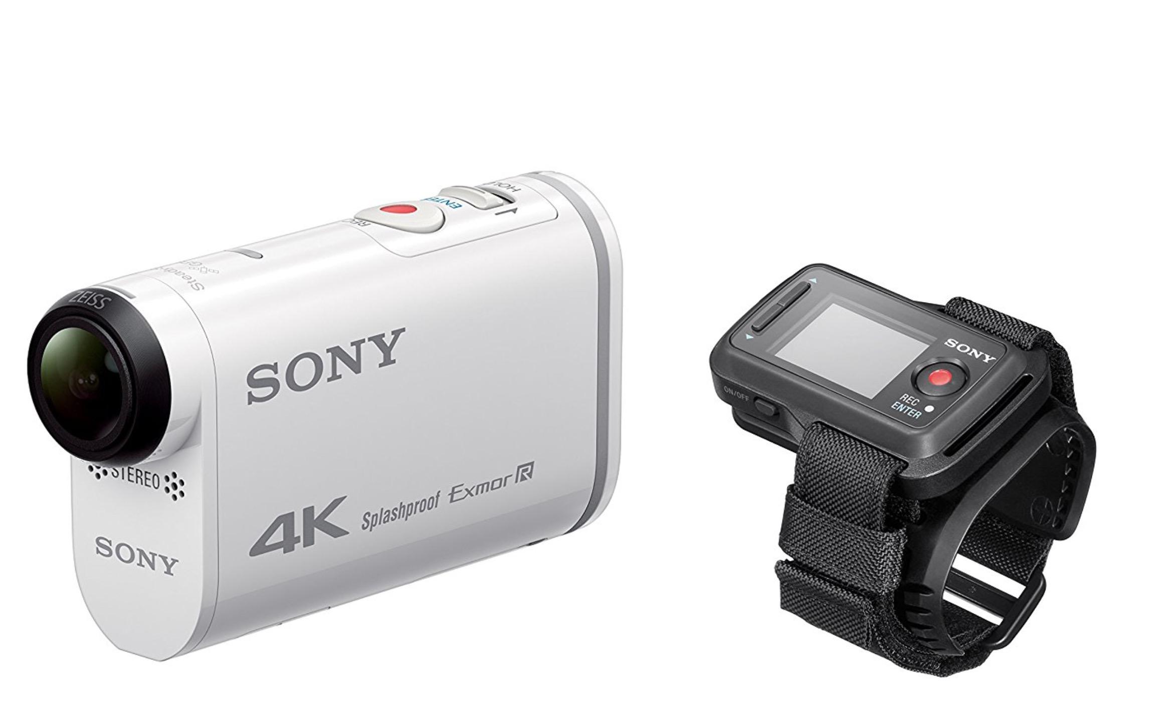 Sony FDR X1000VR