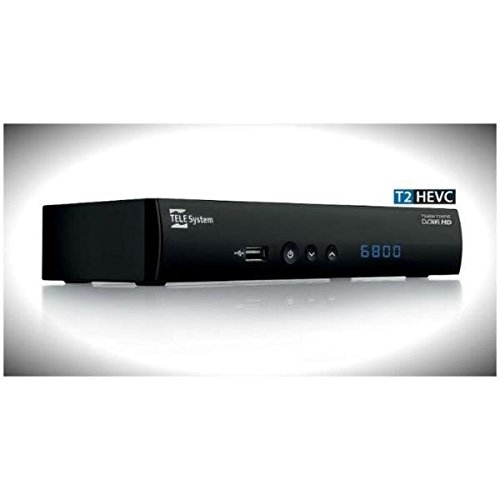 Telesystem TS6800 T2HEVC