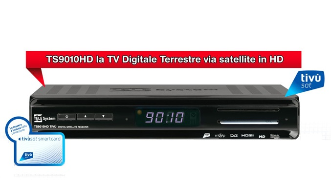 Telesystem TS9010HD