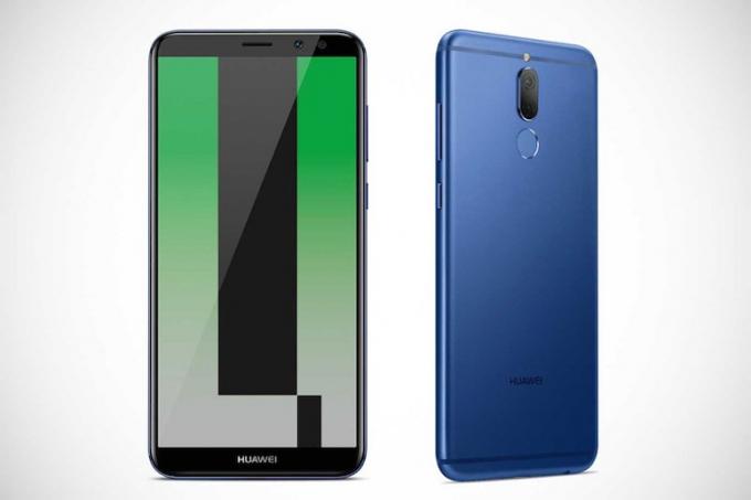 Huawei Mate 10 Lite: prezzo, scheda e uscita ufficiali