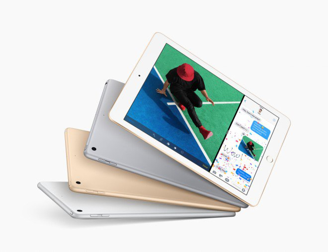 iPad 2017 retina 9.7