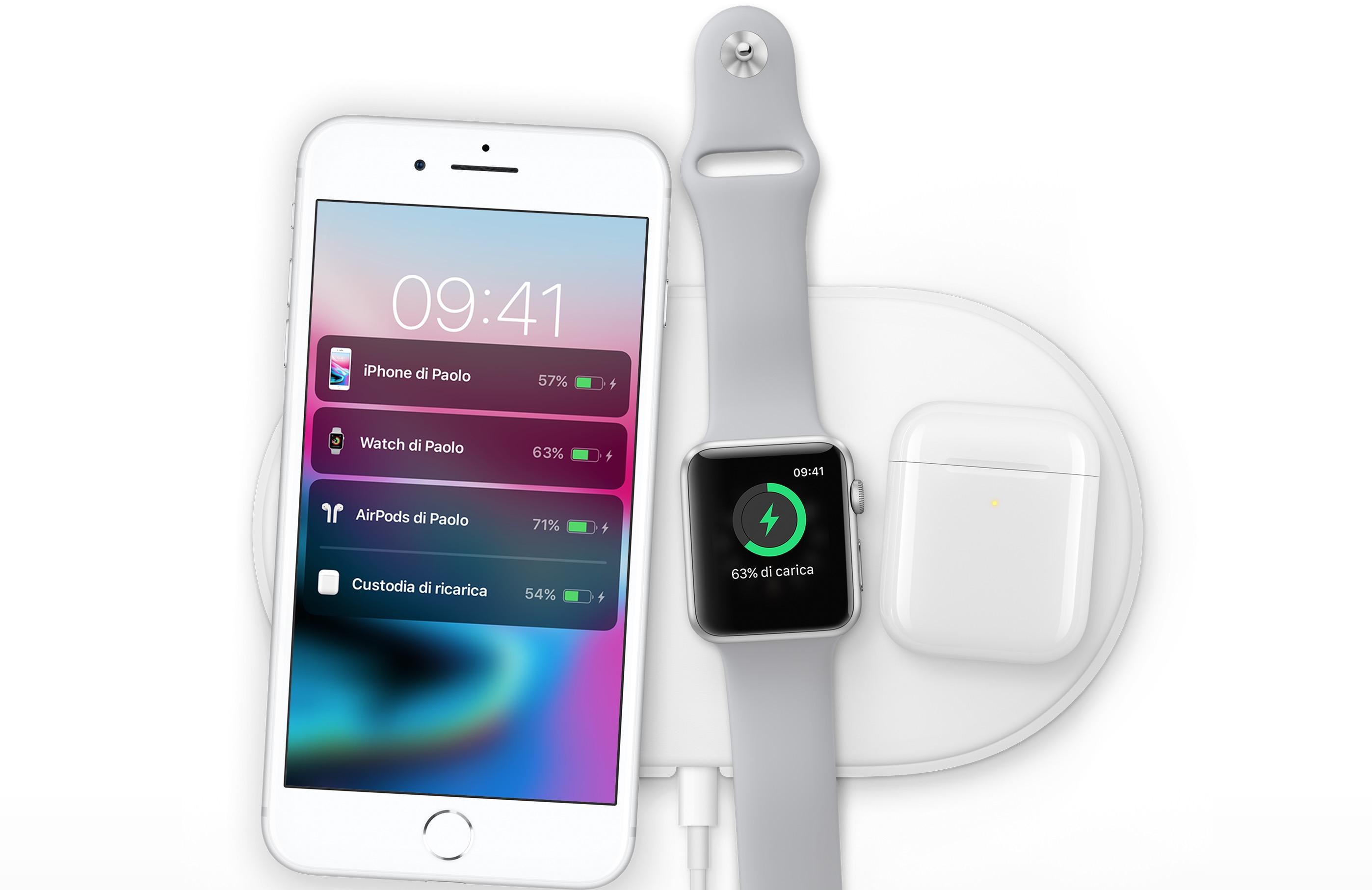 iPhone 8 Plus batteria