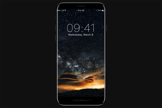 iPhone 9 display Samsung