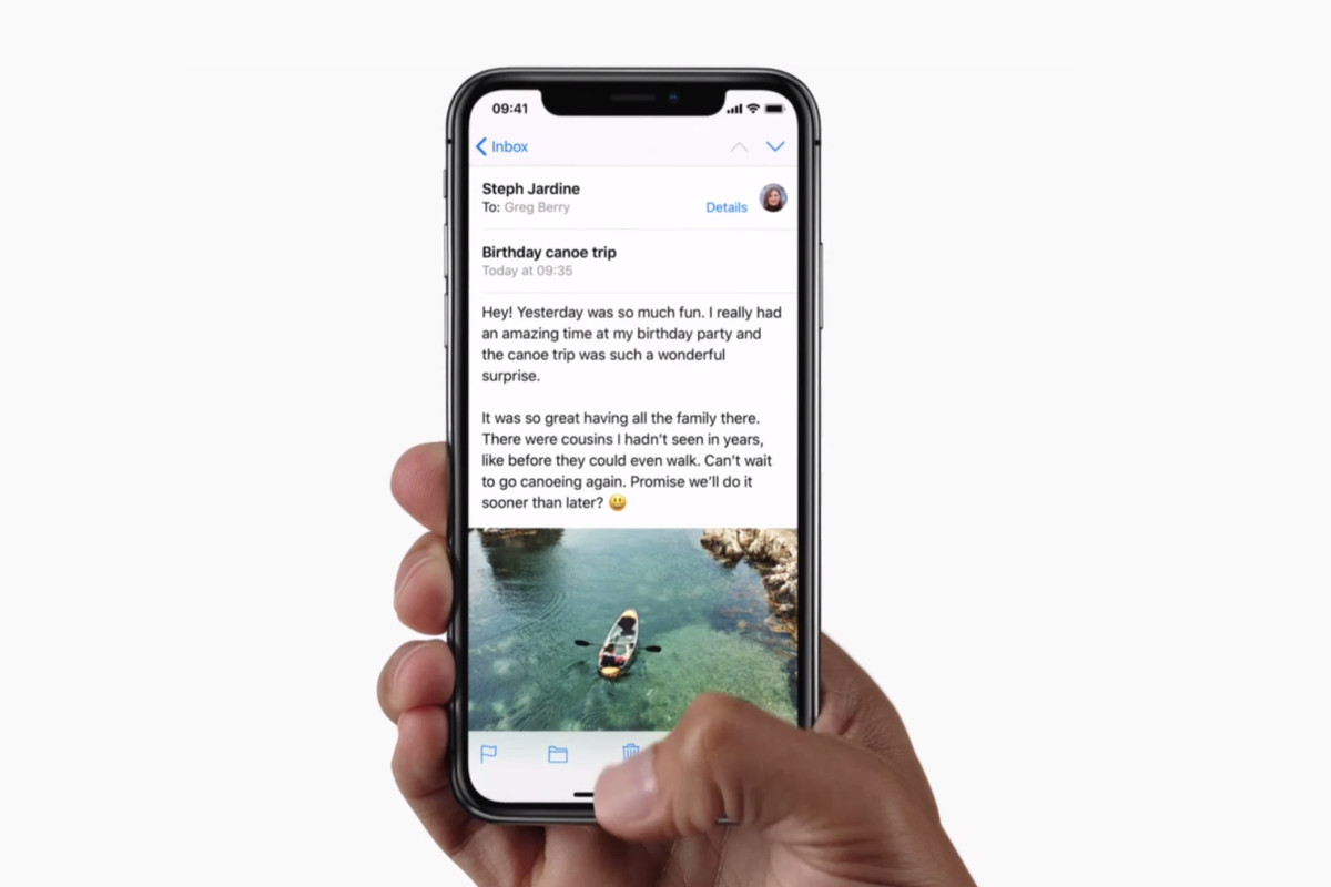 iPhone X memoria RAM e memoria interna