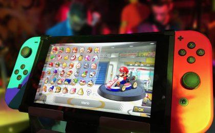 Nintendo Switch si aggiorna: ora si può registrare il gameplay