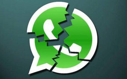 Whatsapp non è sicuro: uno script spia l'attività sui contatti