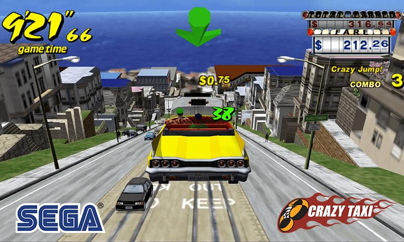 Crazy Taxi Classic Gratis