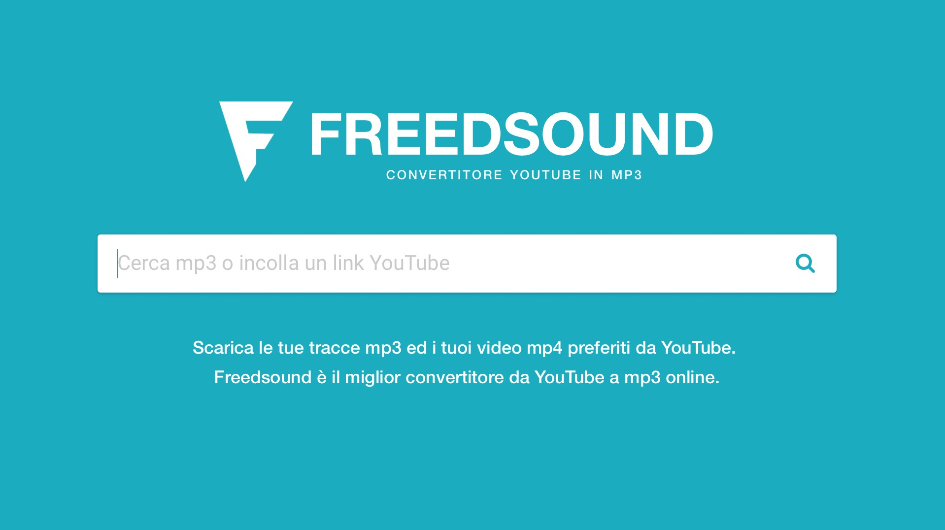 canzoni gratis freesound