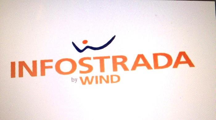 Infostrada Wind logo