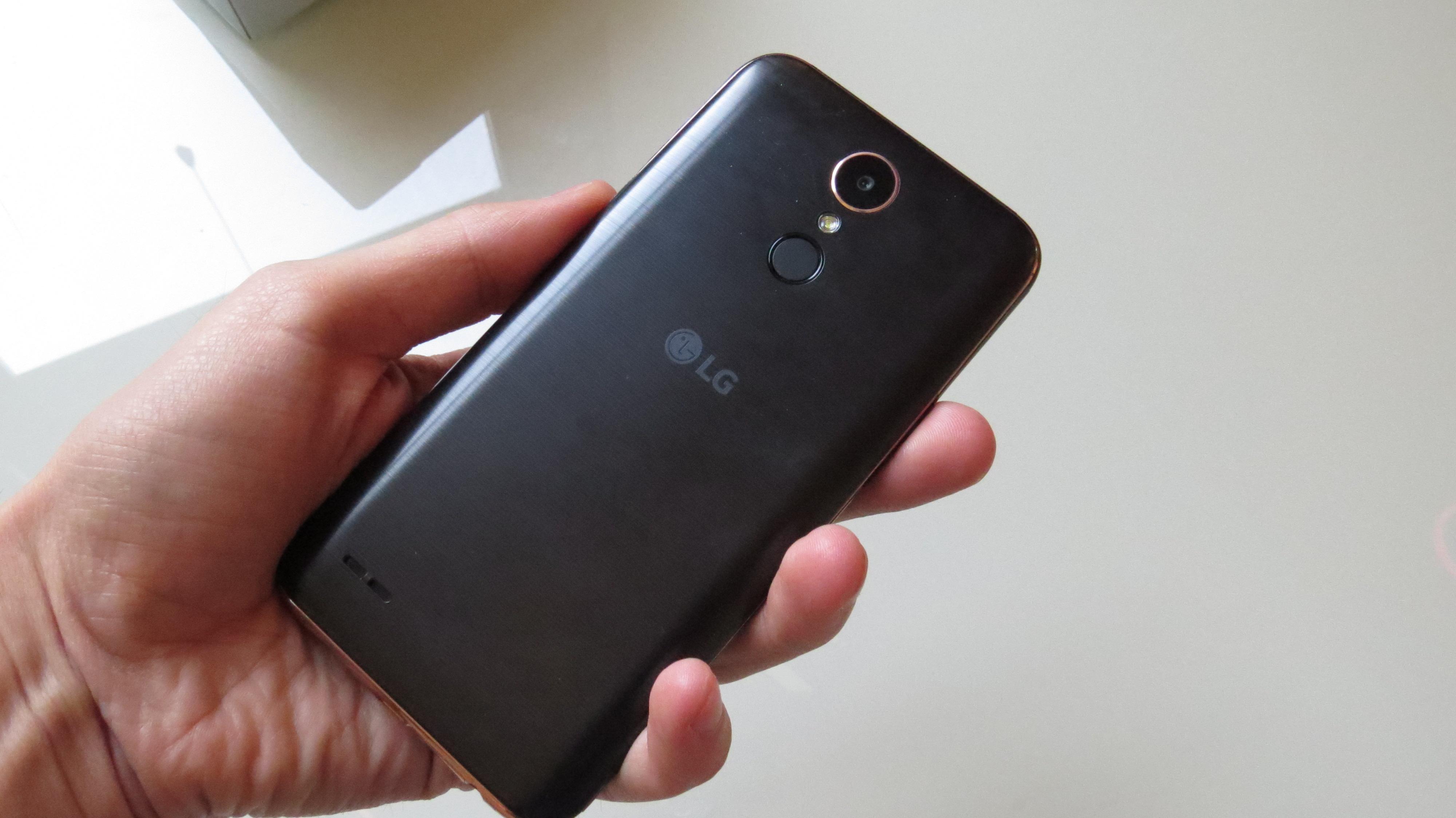 LG K10 2017 recensione