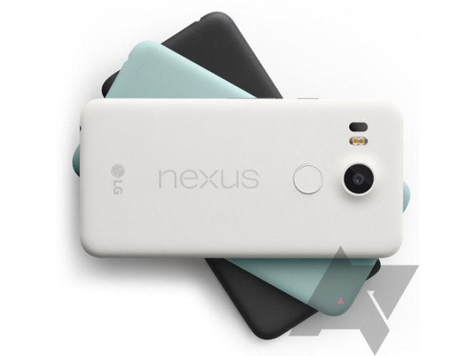 Nexus 5x LG
