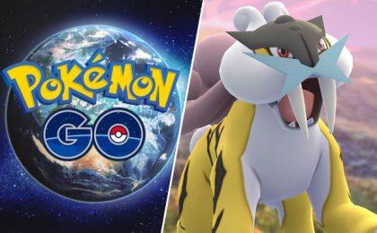 Pokemon Go, Raikou: il cane leggendario catturabile in Italia