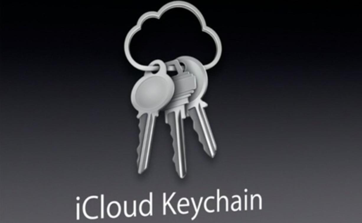 Portachiavi iCloud