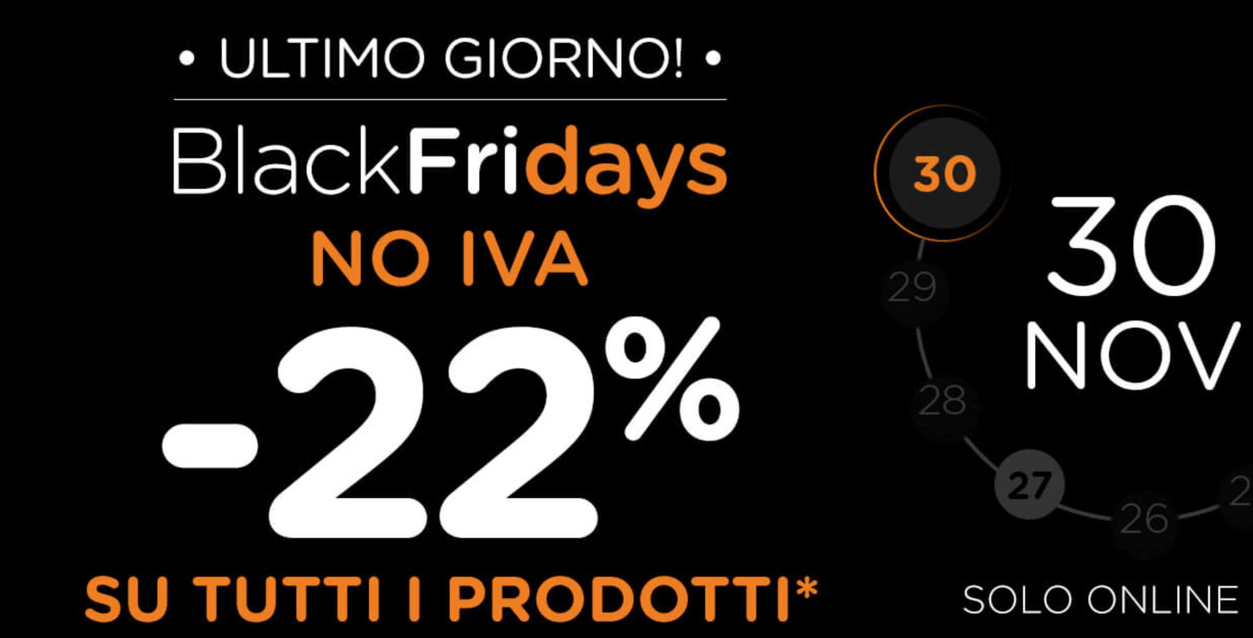 Unieuro Black Fridays per Cyber Monday