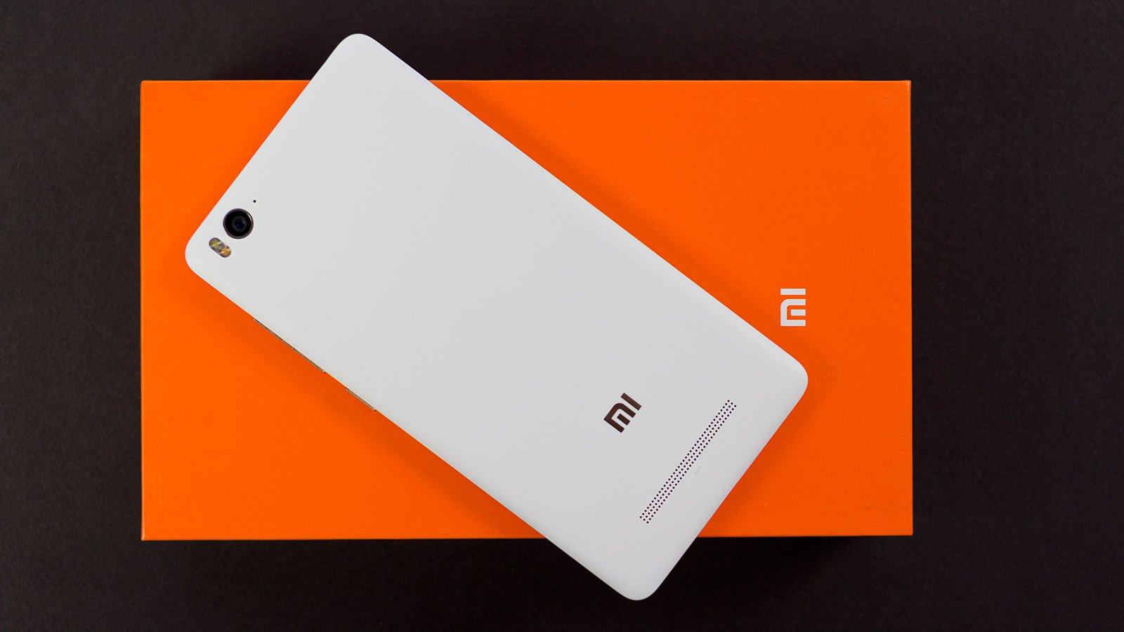Xiaomi Mi 4C colori