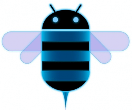 android 3 honeycomb logo