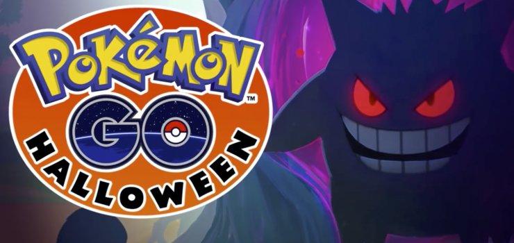 evento Pokemon GO Halloween