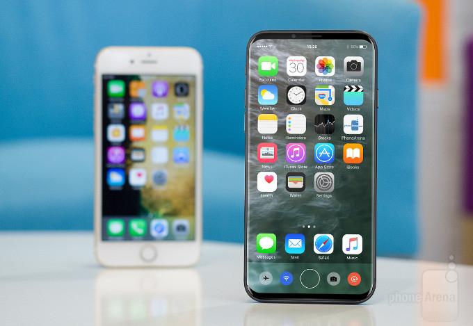 iPhone 8 foto possibile