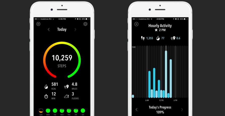 migliori app per dimagrire activity tracker