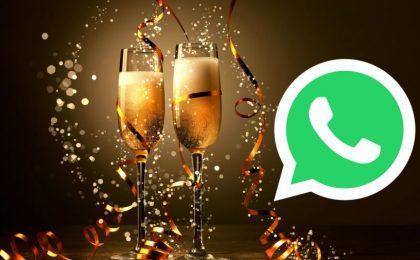 Buon Anno 2018: immagini di auguri per WhatsApp