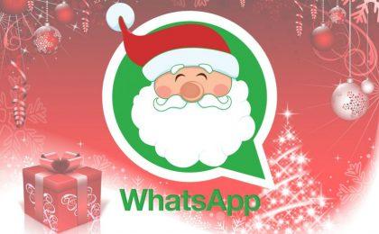 Buon Natale 2017: GIF di auguri per WhatsApp