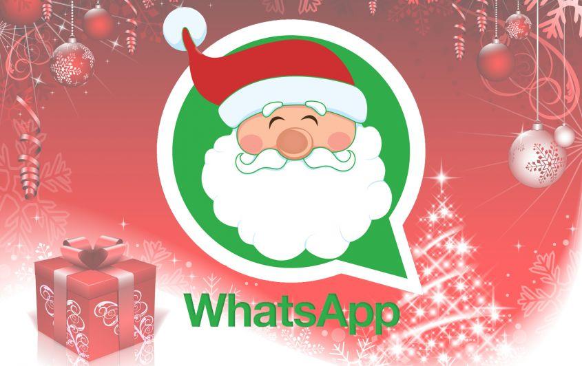 Messaggio Di Buon Natale Simpatico.Buon Natale 2017 Gif Di Auguri Per Whatsapp Tecnocino