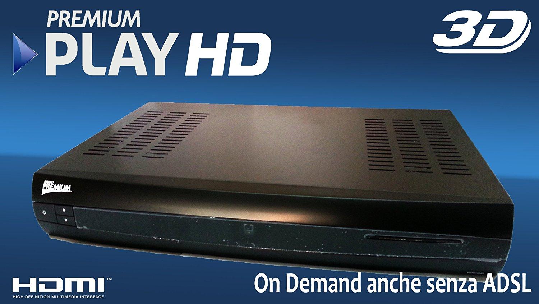 Decoder Mediaset Premium Play