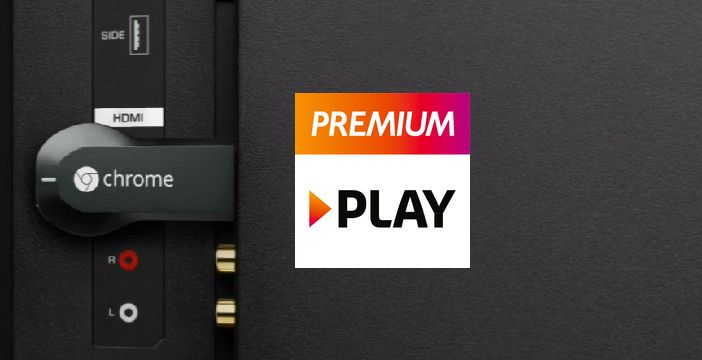 Premium Play Chromecast