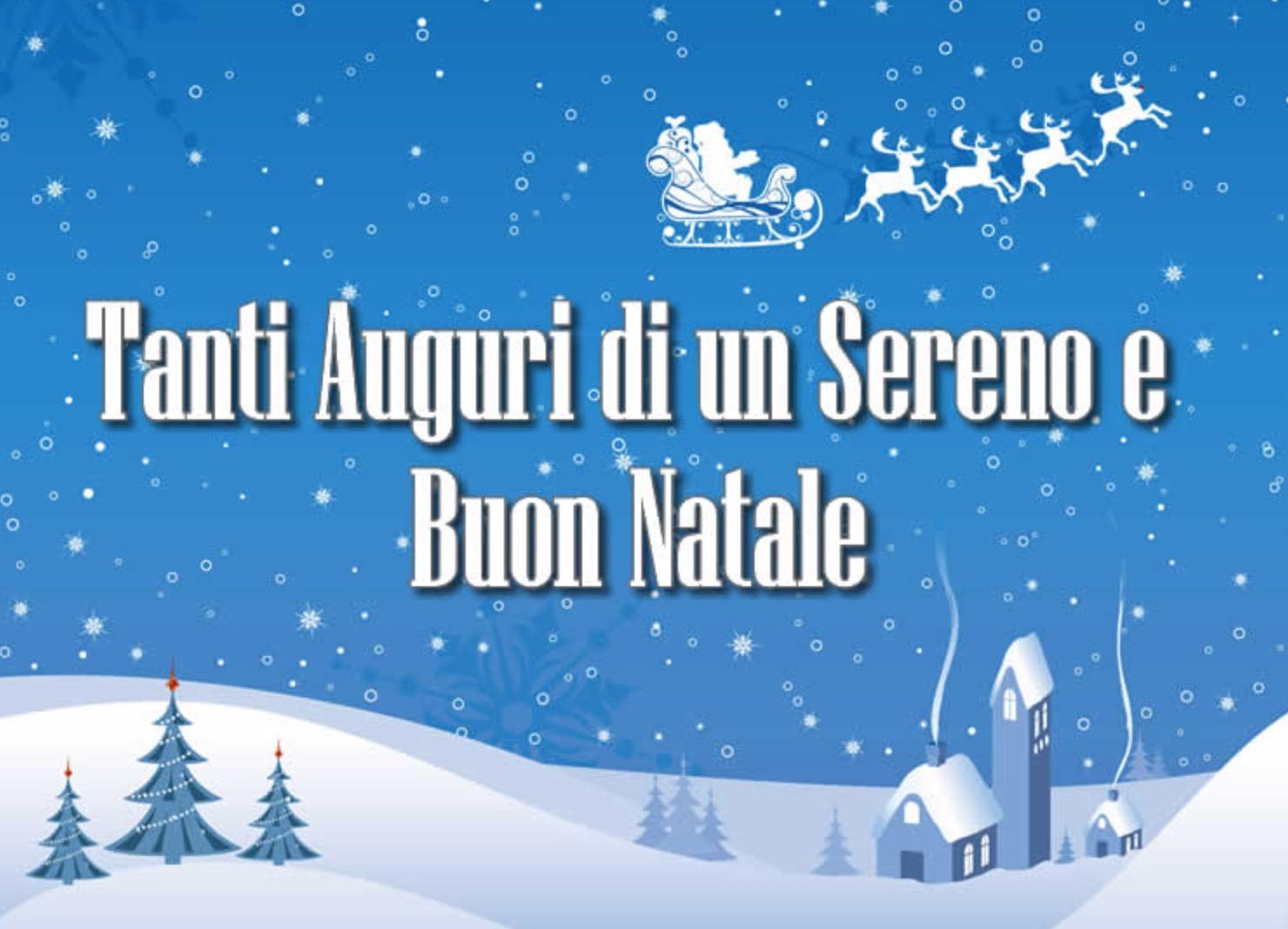Sereno e Buon Natale