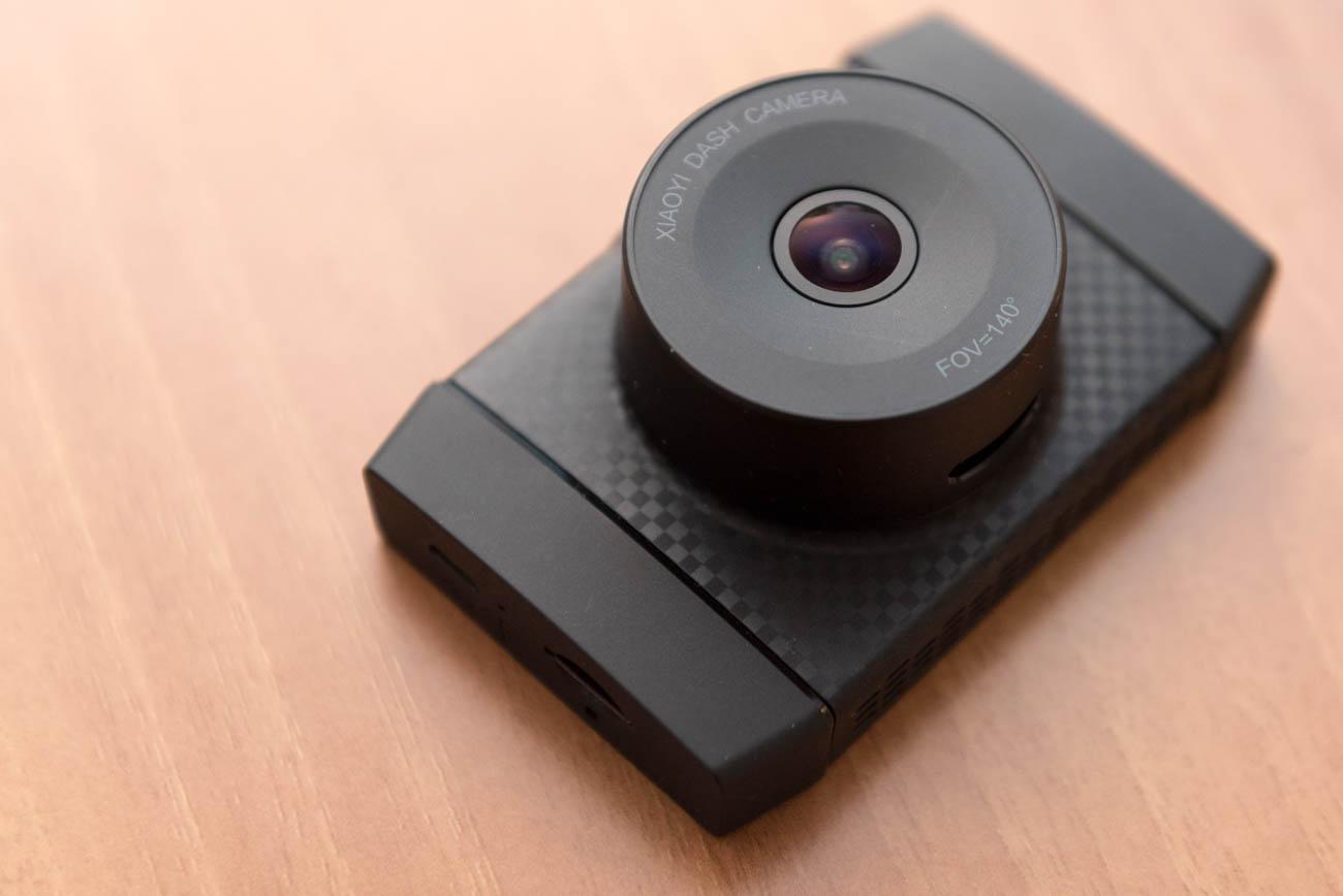 Xiaomi Yi Ultra Dash Camera dettaglio